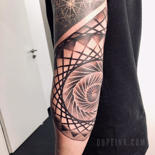 Виталий Гейль татуировки